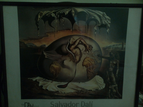 afiches salvador dali original