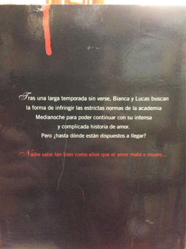 afición - claudia gray - ed. montena - 2010 - vampiros