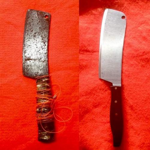 afilado de cuchillos, tijeras y herramientas