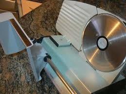 afilado de discos de rebanadoras de embutidos reparaciones