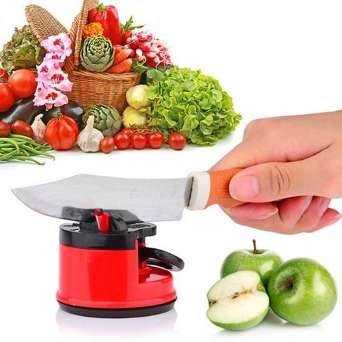 afilador amolador de cuchillos con base