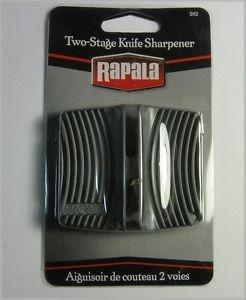 afilador d cuchillos navajas marca rapala doble afila fácil