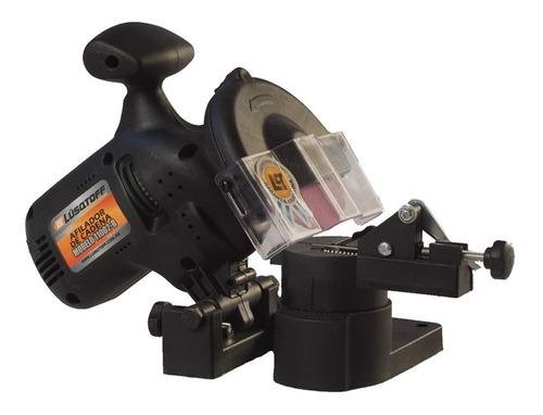 afilador electrico de cadena motosierra 220w lusqtoff 11002b
