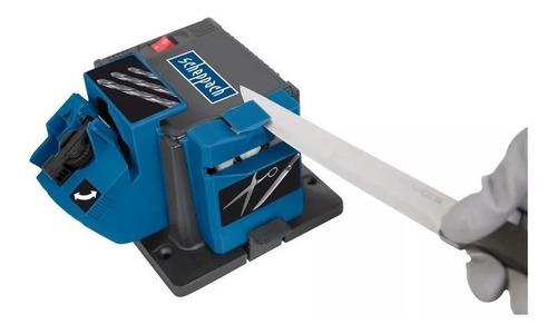 afilador electrico kld cuchillos tijeras mechas