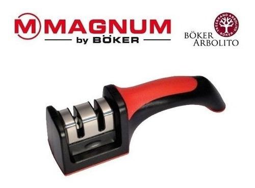 afilador magnum boker arbolito asentador ceramica + repuesto