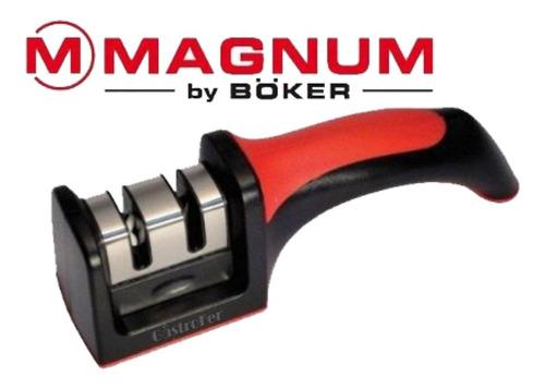 afilador magnum boker arbolito y asentador ceramica
