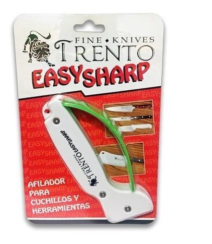 afilador trento easy sharp cuchillos herramientas