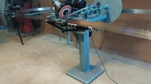 afiladora de sierra sin fin  marca ar-17.para sierras anchas