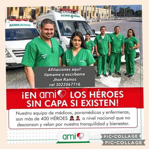 afiliaciones médico en casa!!