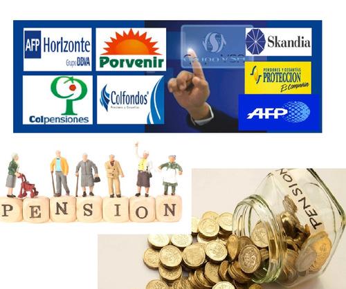 afiliese ya! eps+riesgos+pension+caja de compensación
