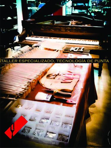 afinación | afinador de pianos | servicio técnico