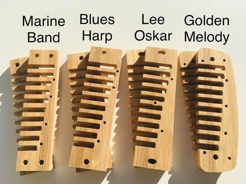 afinación de armónicas-melódicas-reparación integral-luthier