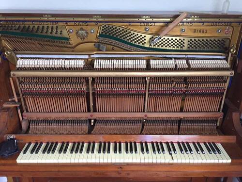 afinación de piano sergio fernández // afinador