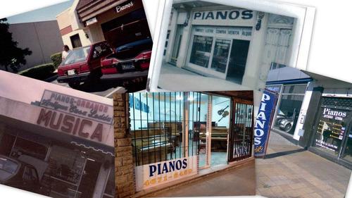 afinación de pianos-reparación-traslados-cpra.vta- alquiler