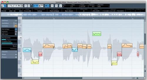 afinación de voz estudio
