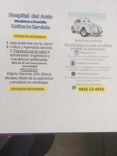 afinación para tu carro, servicio express