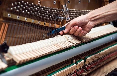 afinación, reparación, transporte de pianos