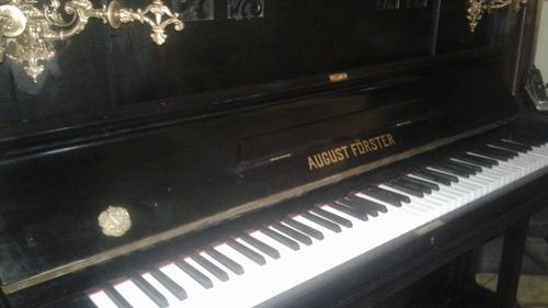 afinacion y restauracion de pianos convencionales