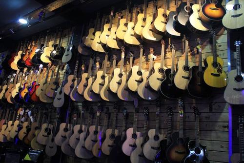 afinador cromatico tipo clip hetfield t-03 guitarra cuotas