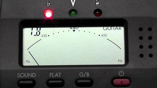 afinador de guitarra y bajo ga-1 korg hot sale !!!