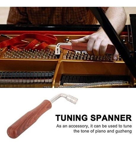 afinador de piano profesional lshape spanner llave de palanc