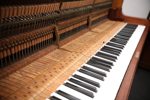 afinador de pianos - afinación y reparación profesional