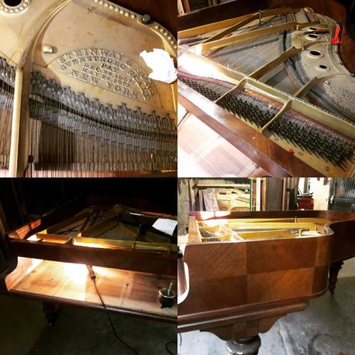 afinador de pianos, reparacion, traslado, etc. consulte!