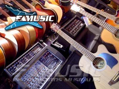 afinador guitarra bajo cherub wst2046 cromático