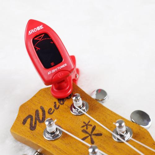 afinador guitarra instrumentos
