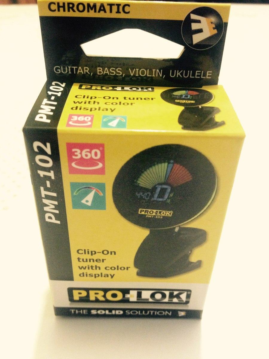 Afinador pmt102 prolok en mercado libre for Casa amarilla instrumentos