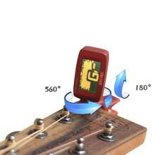 afinador violão violino guitarra - digital aroma at-200d