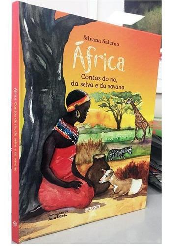 africa - contos do rio, da selva e da savana