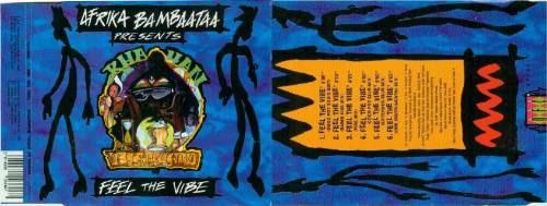 afrika bambaataa- fell the vibe