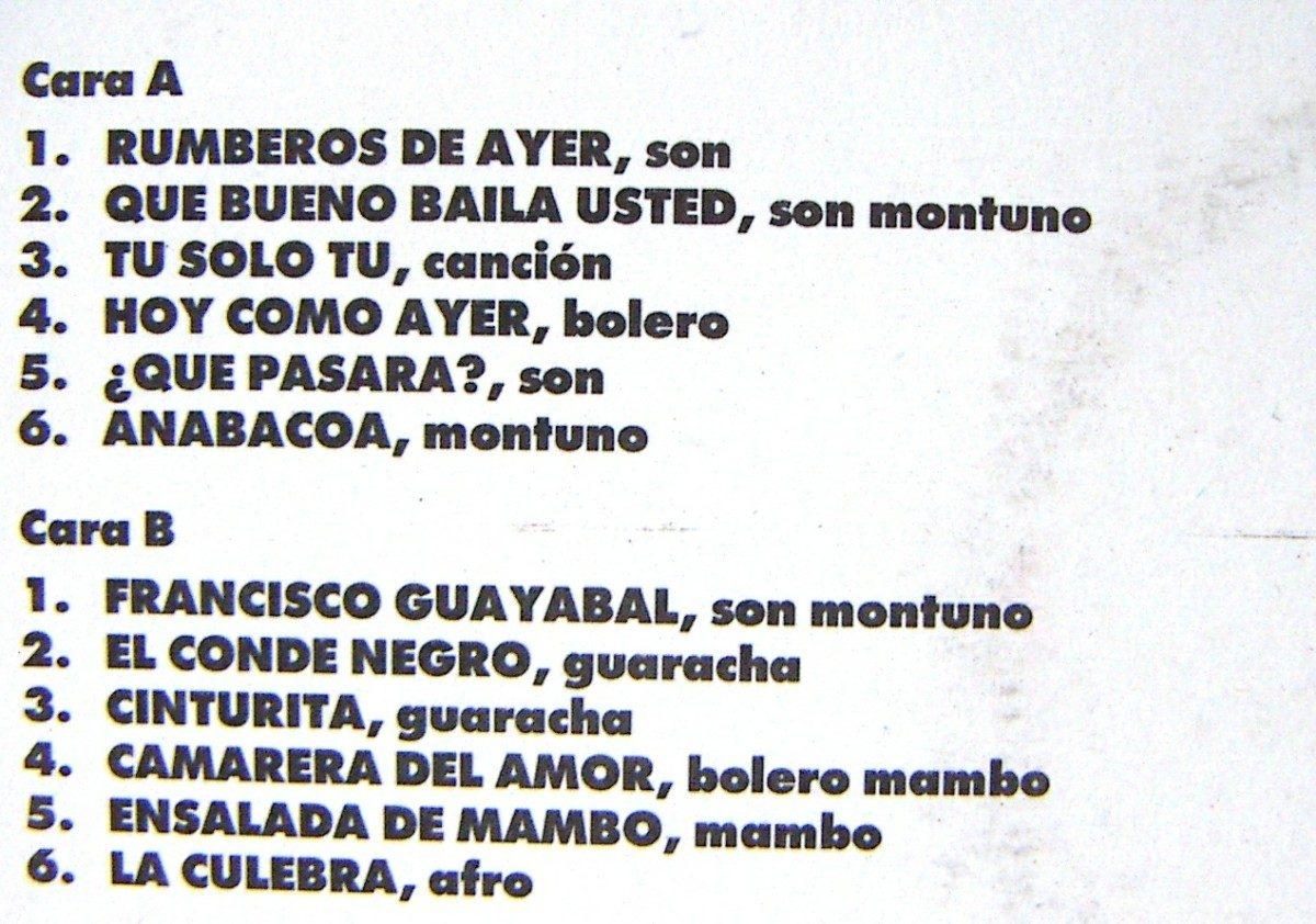 Beny More Con Las Orquestas De Perez Prado Mariano Merceron Rafael De Paz Recordando