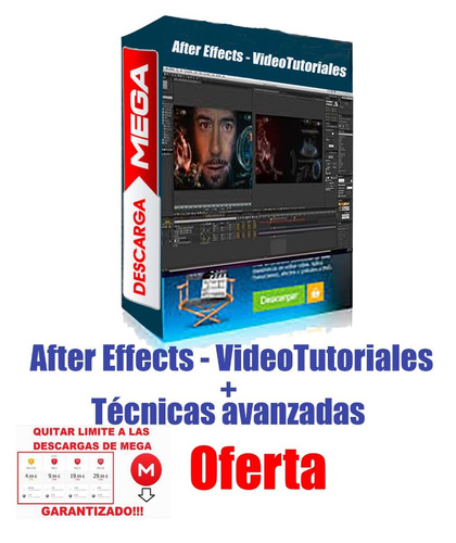 after effects - videotutoriales