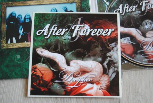 after forever decipher edición limitada con sticker europeo