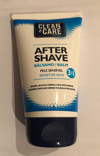 after shave marca clean & care