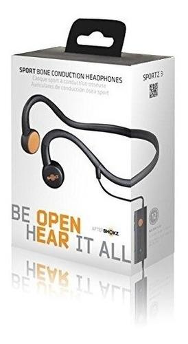 aftershokz as400 sportz 3 auriculares estéreo con oreja abie