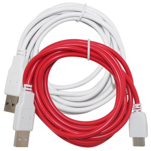 afunta 2 piezas de cables de carga para nabi jr, nabi 2s, n