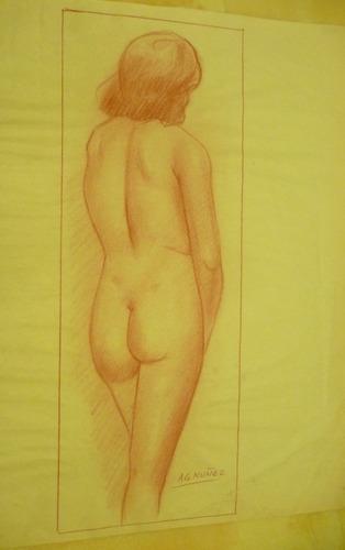a.g. nuñes  signed  original work