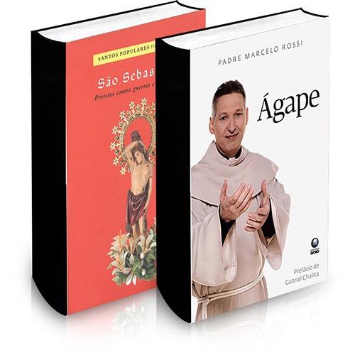 ágape - padre marcelo rossi + são sebastião
