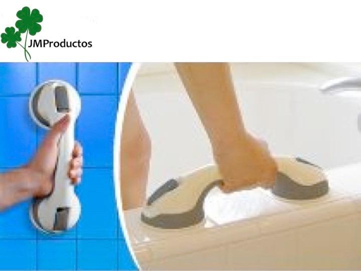 Agarradera manilla asa soporte seguridad ba o ducha for Agarradera para ducha
