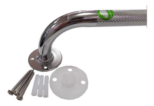 agarradera para baño de 16 pulgadas - barra de seguridad eko