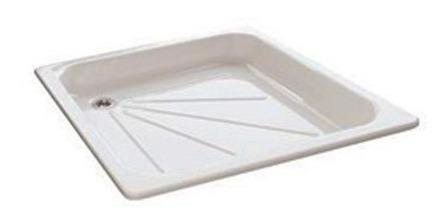 agarradera recta brazo c/ jabonera baño acero inox oferta!!