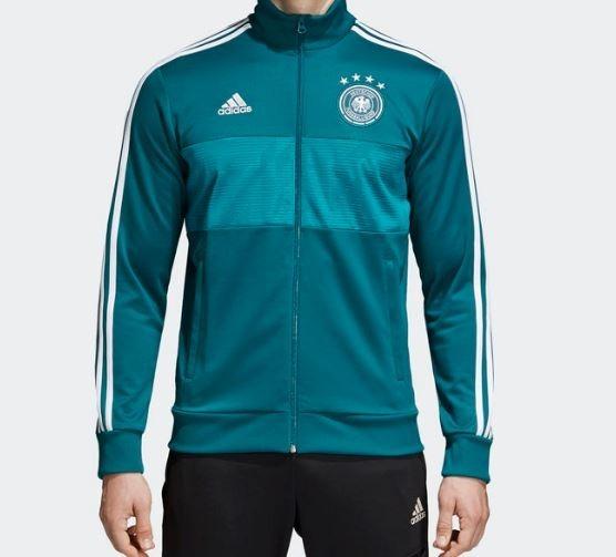 0e954367f4c2a Agasalho adidas Alemanha 2018 - Blusa E Calça - R  300