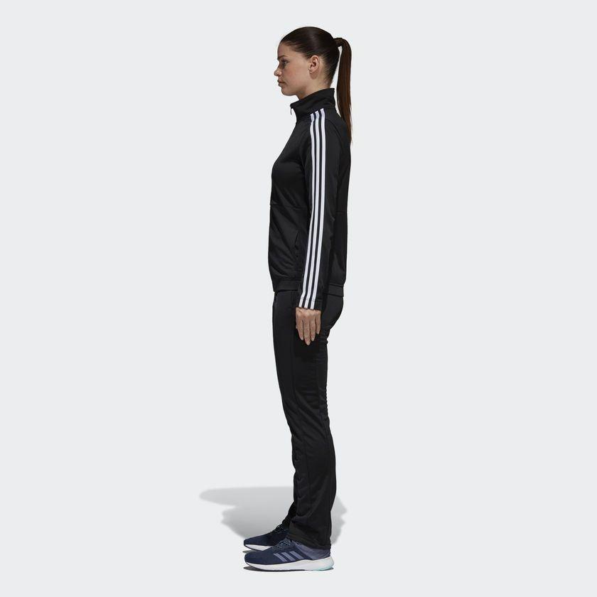 b09db6b9ee3 Agasalho adidas Back 2 3 Listras Feminina - R  249