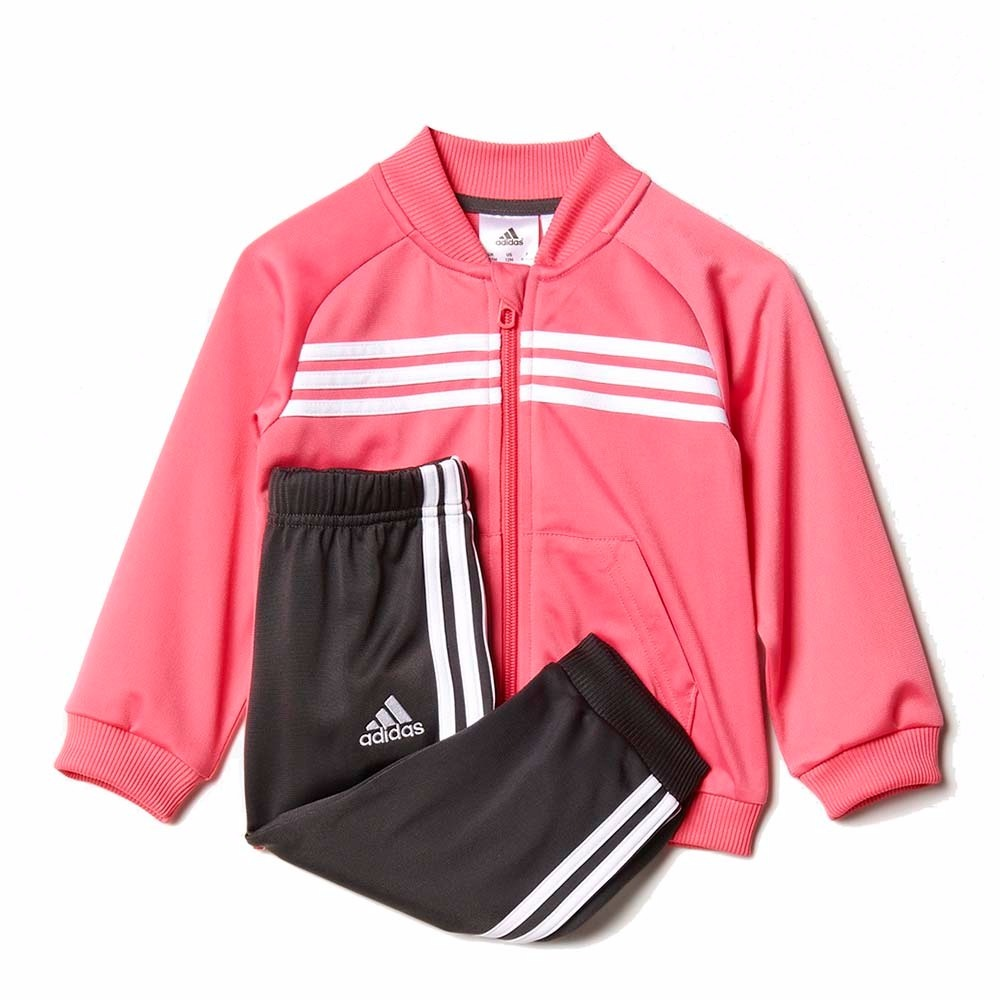 c4edd67e89 ... New Young Knit c Capuz - Compre Agora Netshoes  0446d86f236 Agasalho  adidas Infantil Sp Shiny Ts Rosa E Preto - R 169