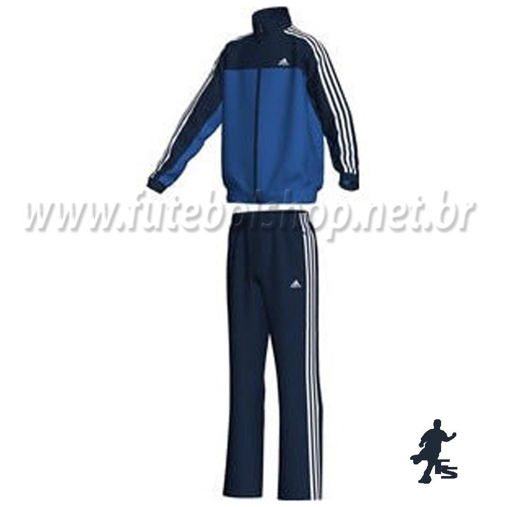 65e67c8fd2c Agasalho adidas Woven Ess 3s Boys - X29524 - R  249