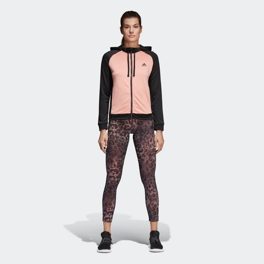 57a5510050b agasalho adidas wts hoody tight feminino cd6378. Carregando zoom.