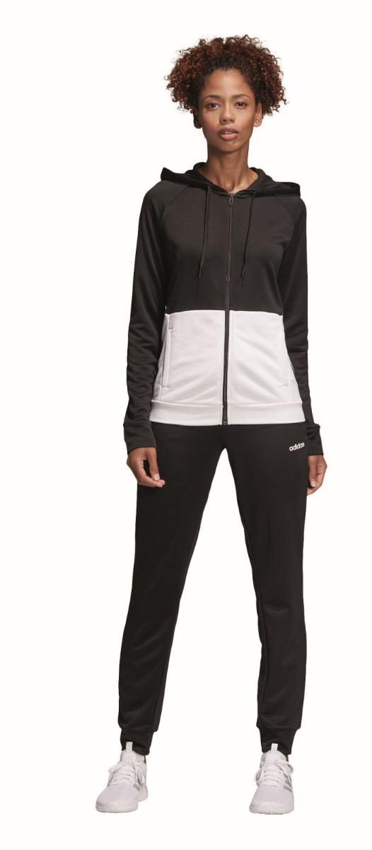 f2ff0f1702 Agasalho adidas Wts Lin Hood Feminino - Original - R$ 299,90 em ...